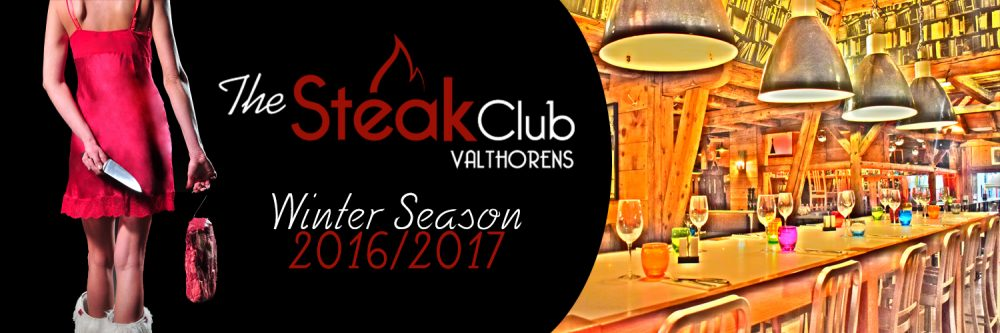 The Steak Club - Val Thorens